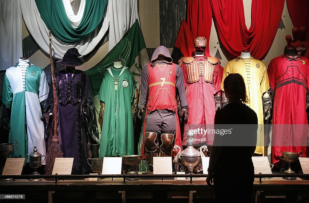 'Harry Potter : The Exhibition' At Cite La Cite Du Cinema : News Photo
