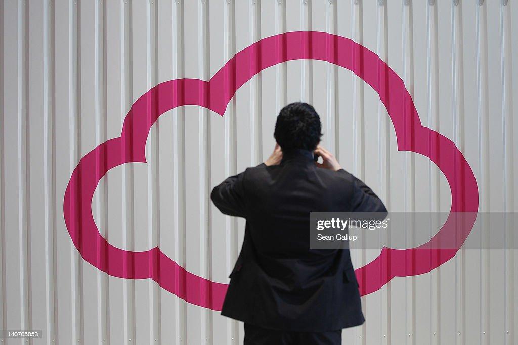 CeBIT 2012 Technology Trade Fair : Nieuwsfoto's
