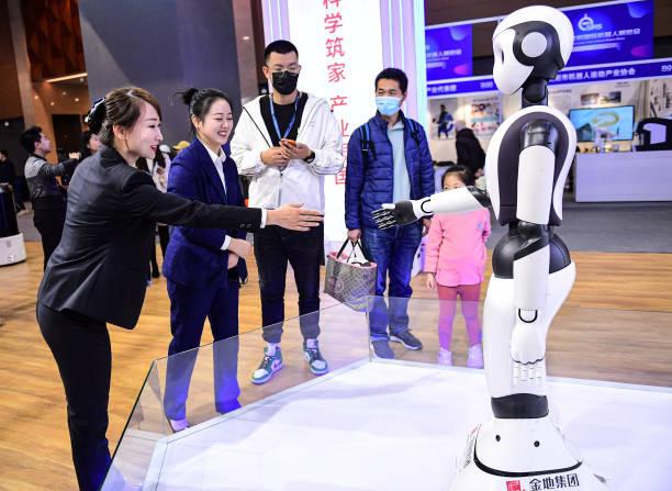 CHN: 2021 China Shenyang International Robot Show Kick Off