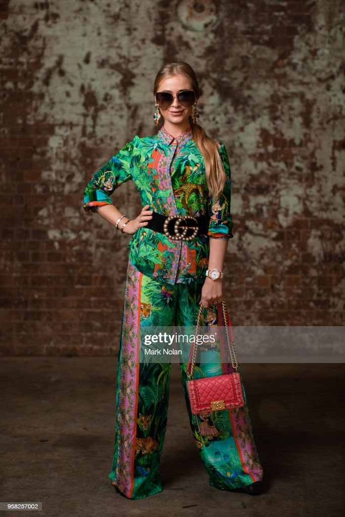 Around Fashion Week - Mercedes-Benz Fashion Week Australia 2018 : News Photo
