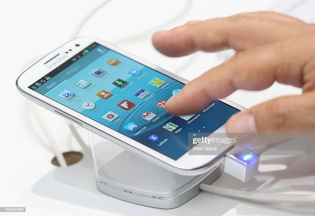 IFA 2012 Consumer Electronics Trade Fair : News Photo