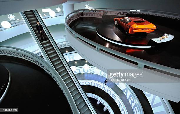 Museo Bmw.60 Top Museu Bmw Pictures Photos Images Getty Images