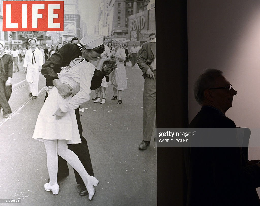 ITALY-ART-PHOTOGRAPHY-LIFE MAGAZINE-EXHIBITION : News Photo