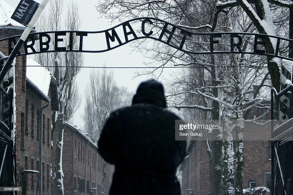Auschwitz Prepares for 60 Years Since Concentration Camp Liberation : News Photo