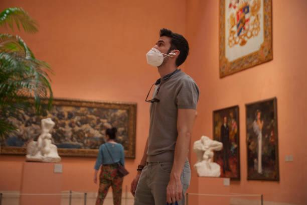 ESP: Thyssen Museum Reopens In Madrid