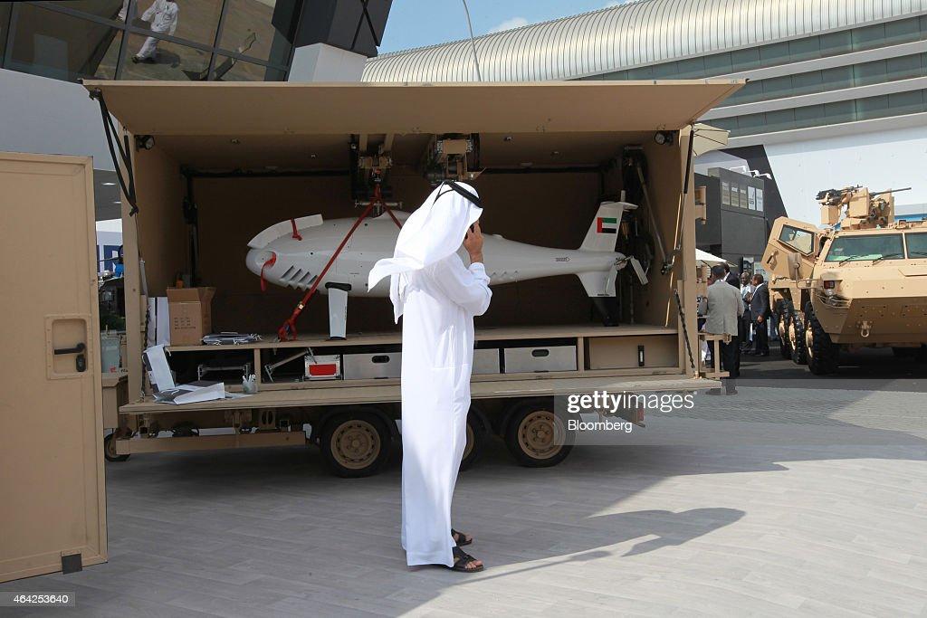 Global Arms Trade At IDEX Military Fair : News Photo