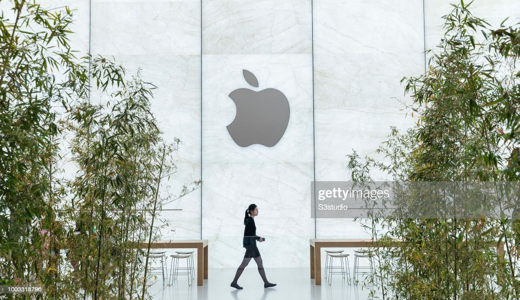 Inside The Newest Apple Store