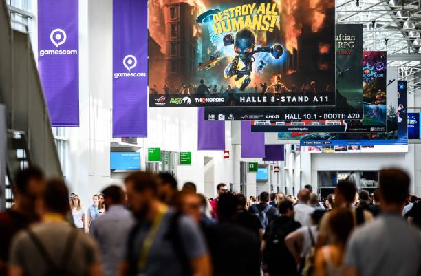 DEU: Gamescom 2019 Press Day