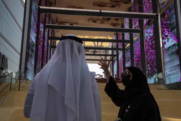 ARE: Inside The Israel Pavilion Ahead Of Expo 2020 Dubai