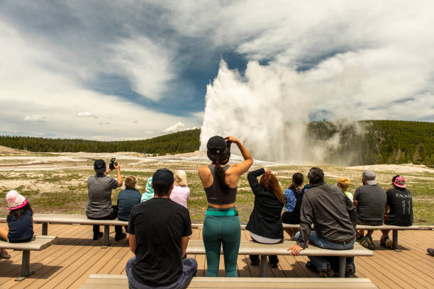 MT: Yellowstone National Park Opens Montana Entrances After Pandemic Shutdown