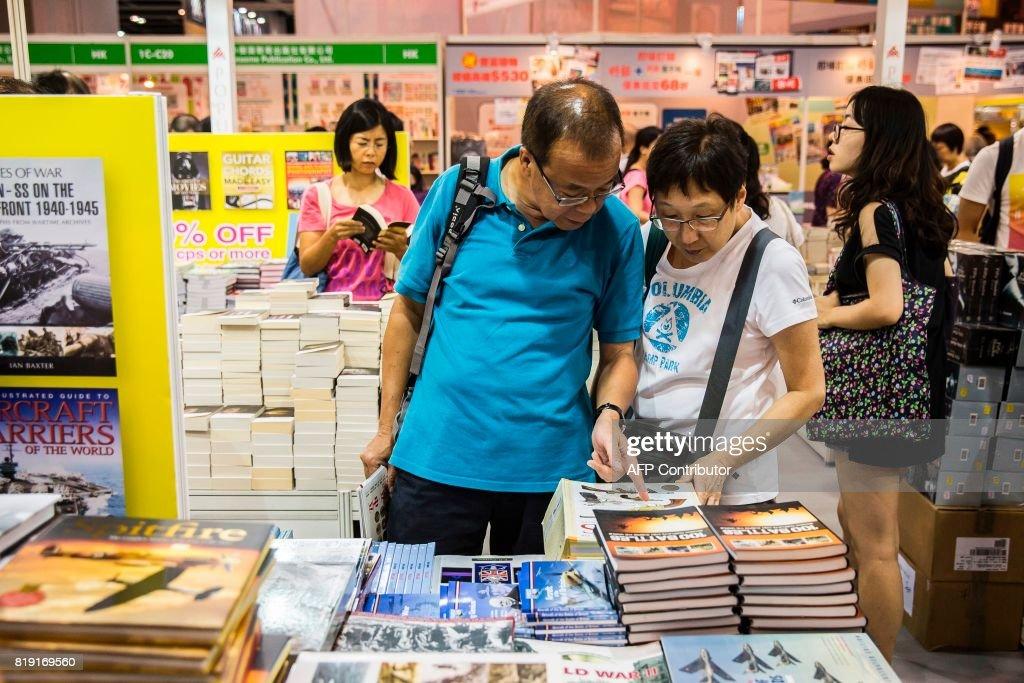 HONG KONG-LITERATURE-CULTURE : News Photo