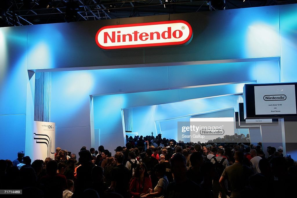 Games Convention : News Photo