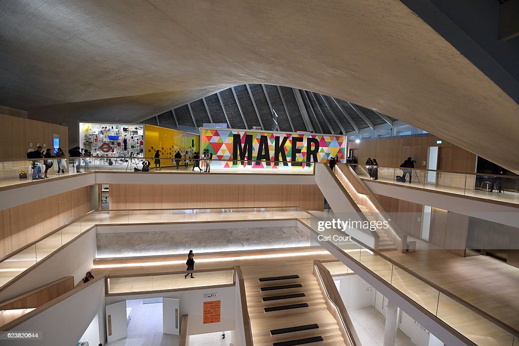 New Design Museum Opens In Kensington : News Photo