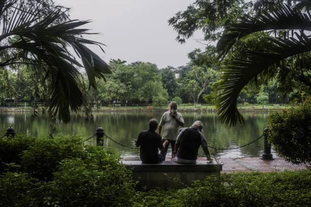 IND: Lifting Curbs in Kolkata as Nation Ramps Up Its Vaccination Drive