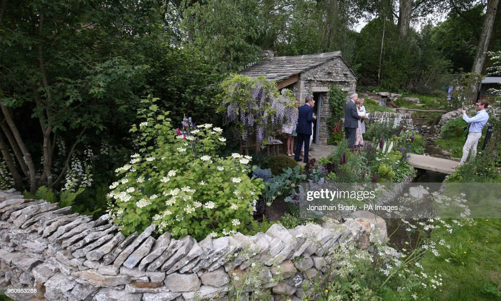 Chelsea Flower Show 2018 Pictures | Getty Images