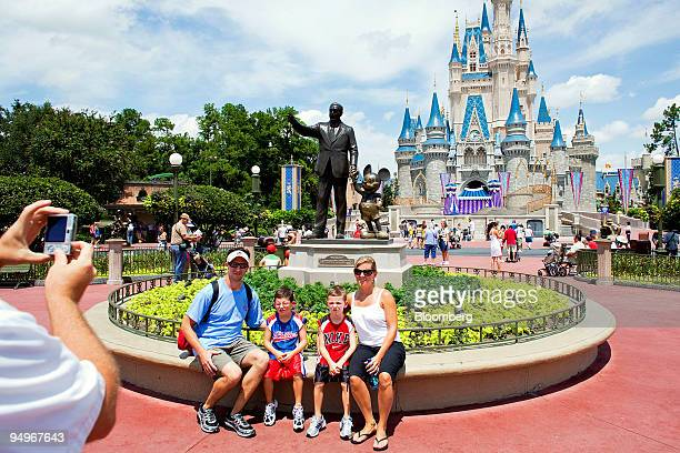 Disney World Pictures and Photos | Getty Images