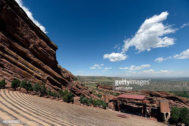 Visitors head to Red Rocks to get in a workout and to visit the rocks Creation Ship Rock and Stage Rock August 4 2015 Gov John Hickenlooper announced...