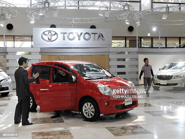 56 Toyota Passo Pictures, Photos & Images - Getty Images