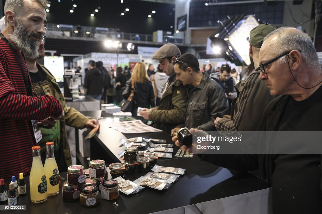 The Business Of Pot At The Athens Cannabis Expo