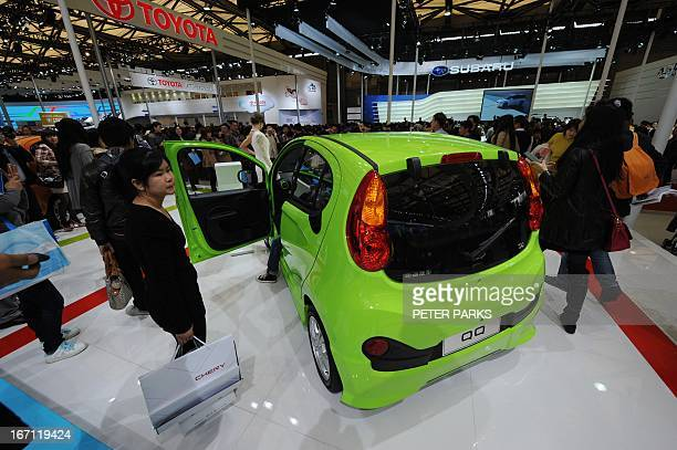 24 Chery Qq Photos And Premium High Res Pictures Getty Images