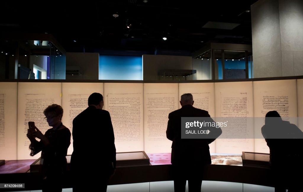 US-RELIGION-MUSEUM : News Photo