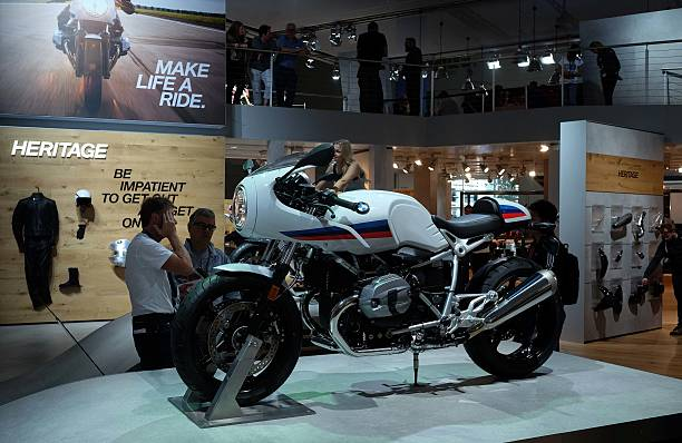 Trade Motorcycle For Car >> Intermot 2016 Motorcycles And Scooters Trade Fair Photos And