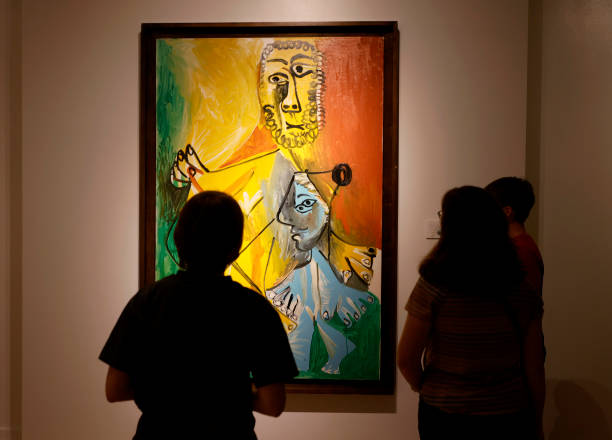 """NV: Sotheby's Presents """"Picasso: Masterworks From The MGM Resorts Fine Art Collection"""" - Preview"""
