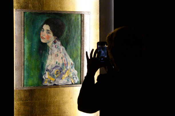 """ITA: """"Klimt, From Secession To Italy"""" Exhibition Preview"""