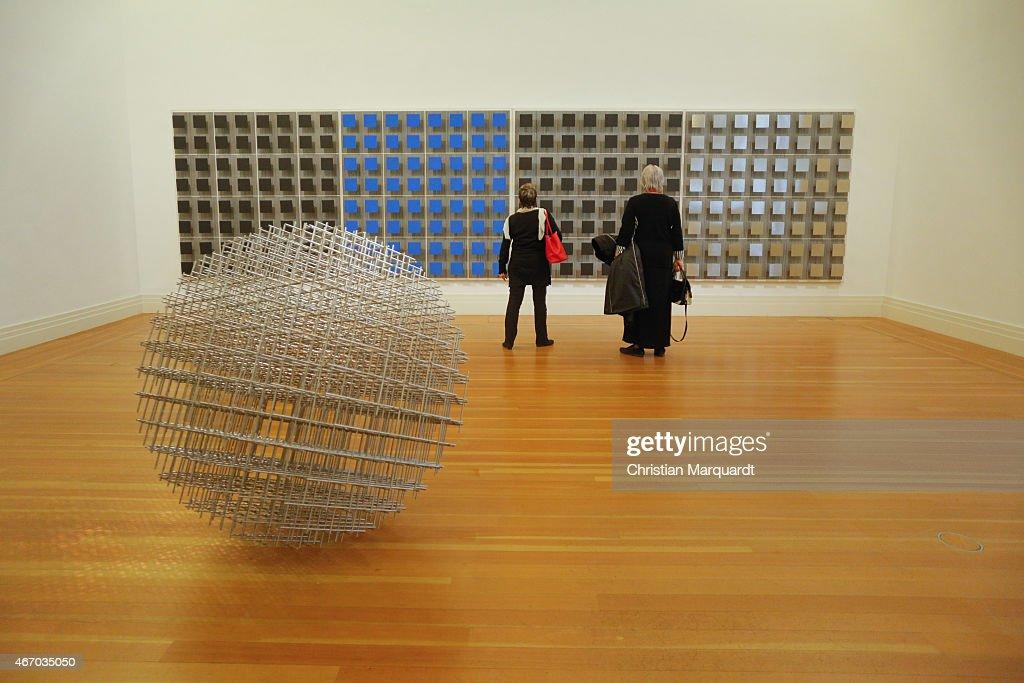 'Zero - Die internationale Kunstbewegung der 50er und 60er Jahre' Exhibition Preview