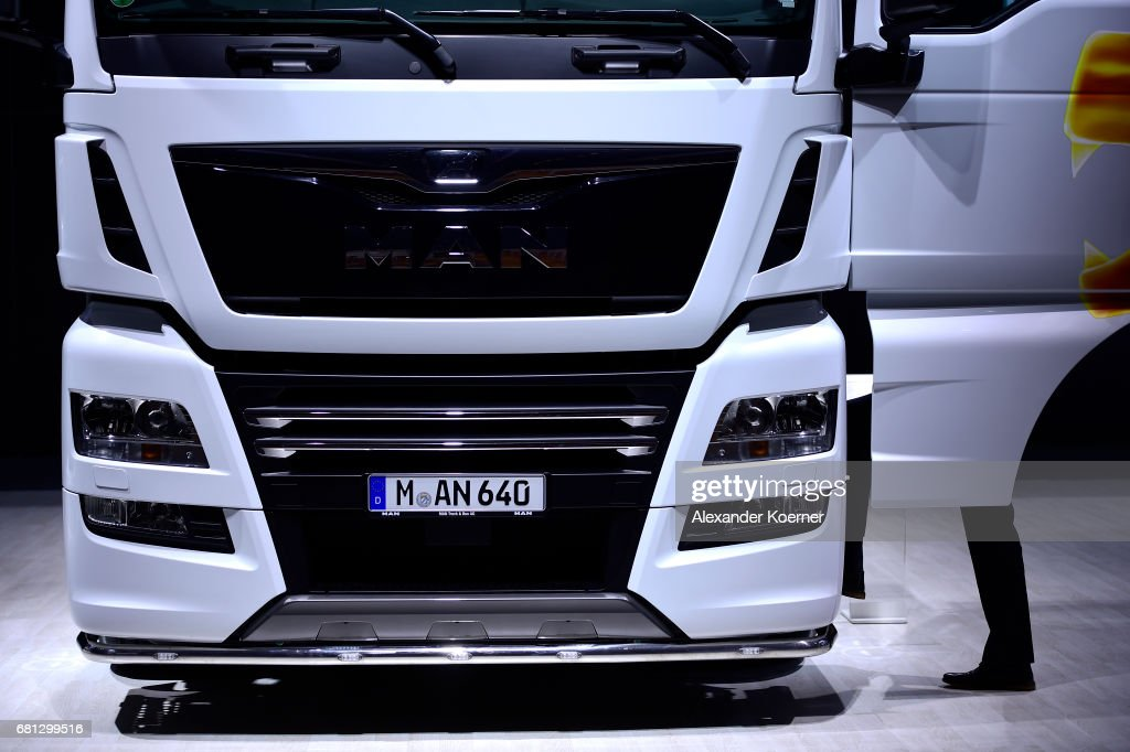 Volkswagen Holds General Shareholders Meeting : News Photo