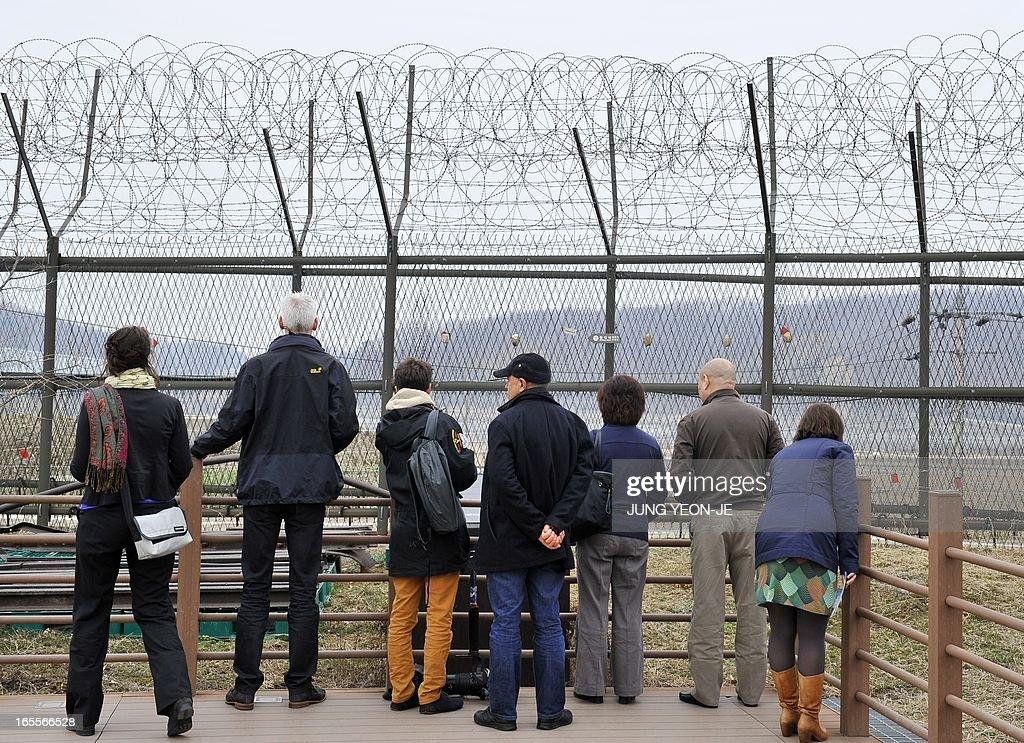 SKOREA-US-NKOREA-MILITARY : News Photo