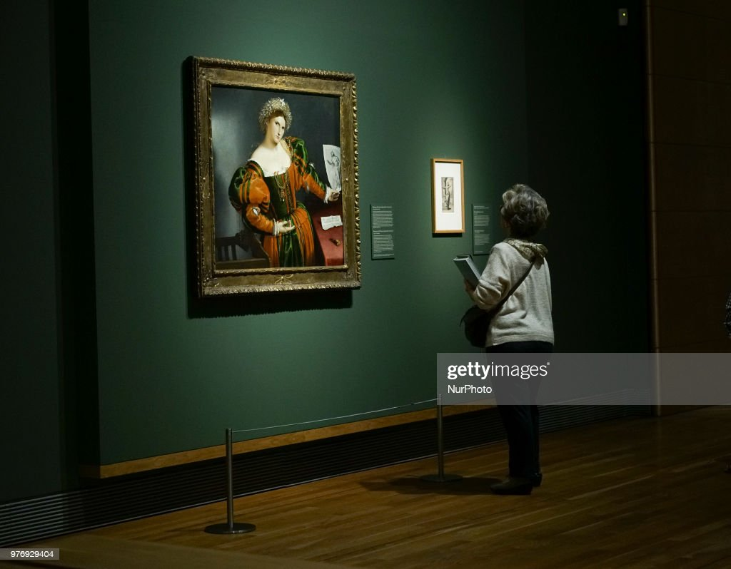'Lorenzo Lotto, Portraits' - Exhibition At The Museo Del Prado