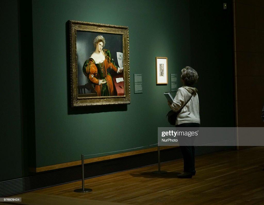 'Lorenzo Lotto, Portraits' - Exhibition At The Museo Del Prado