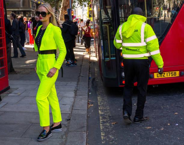 GBR: Backstage At London Fashion Week