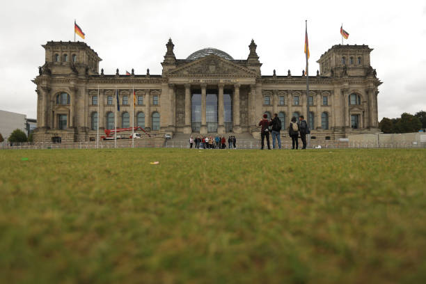 DEU: The Bundestag Parliament as Germany Prepares For a New Chancellor