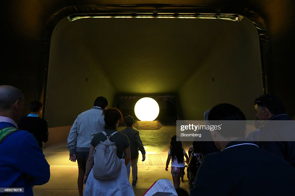 Inside the Milan Expo 2015 As The International Event Could Generate $5.2 Billion Of Revenue And Economic Benefits For The City : News Photo