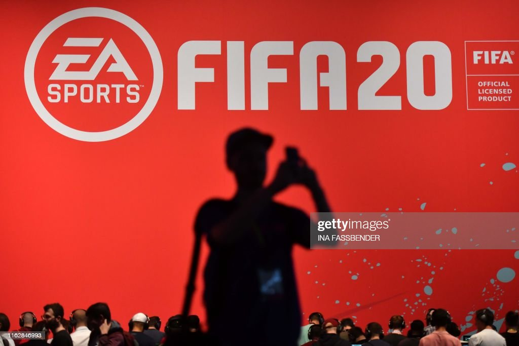 GERMANY-VIDEO-GAMES-FAIR-MEDIA-GAMESCOM : News Photo