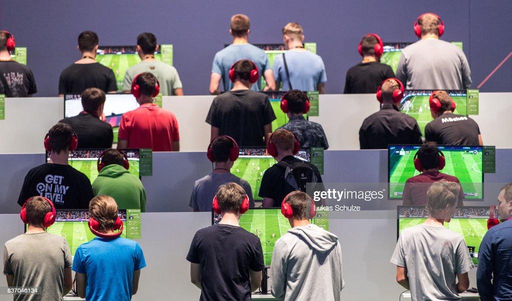Gamescom 2017 : News Photo