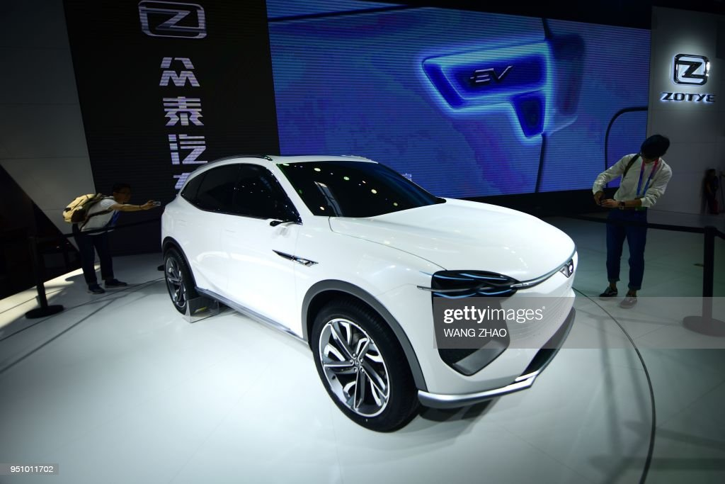IN FOCUS: Dream Machines At Auto China 2018