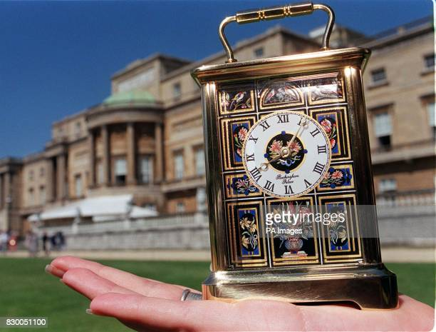 Visitors to Buckingham Palace which opens its doors to the public tomorrow will be able to splash out on souvenirs to remember their tour including...