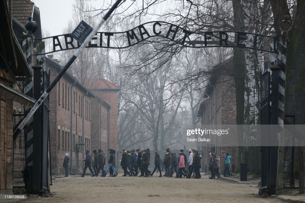 POL: Auschwitz Concentration Camp Memorial