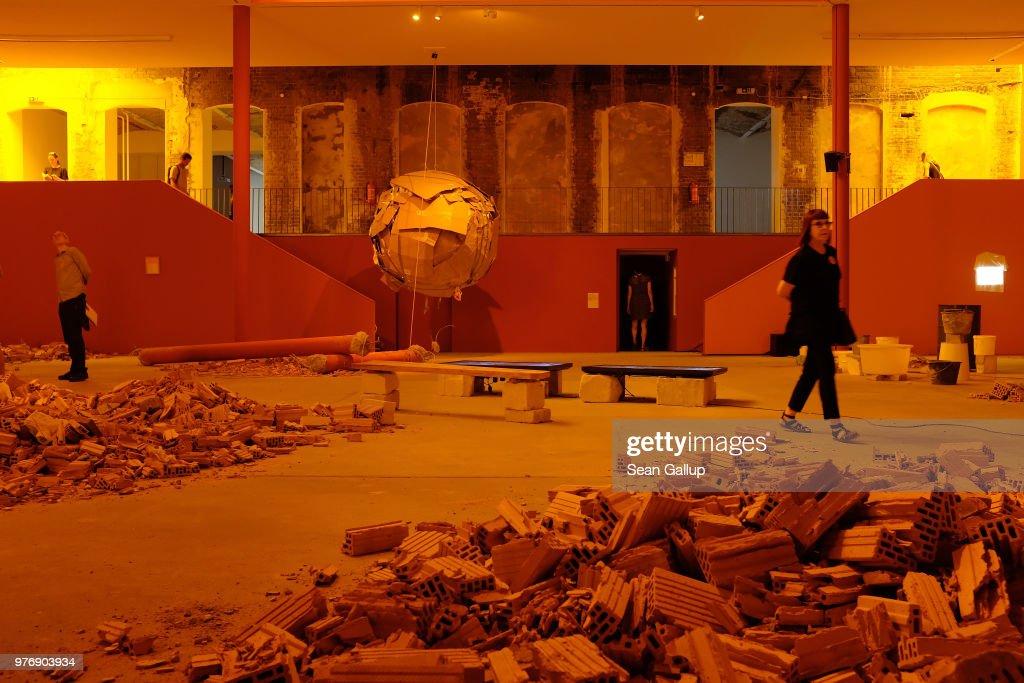 10th Berlin Biennale