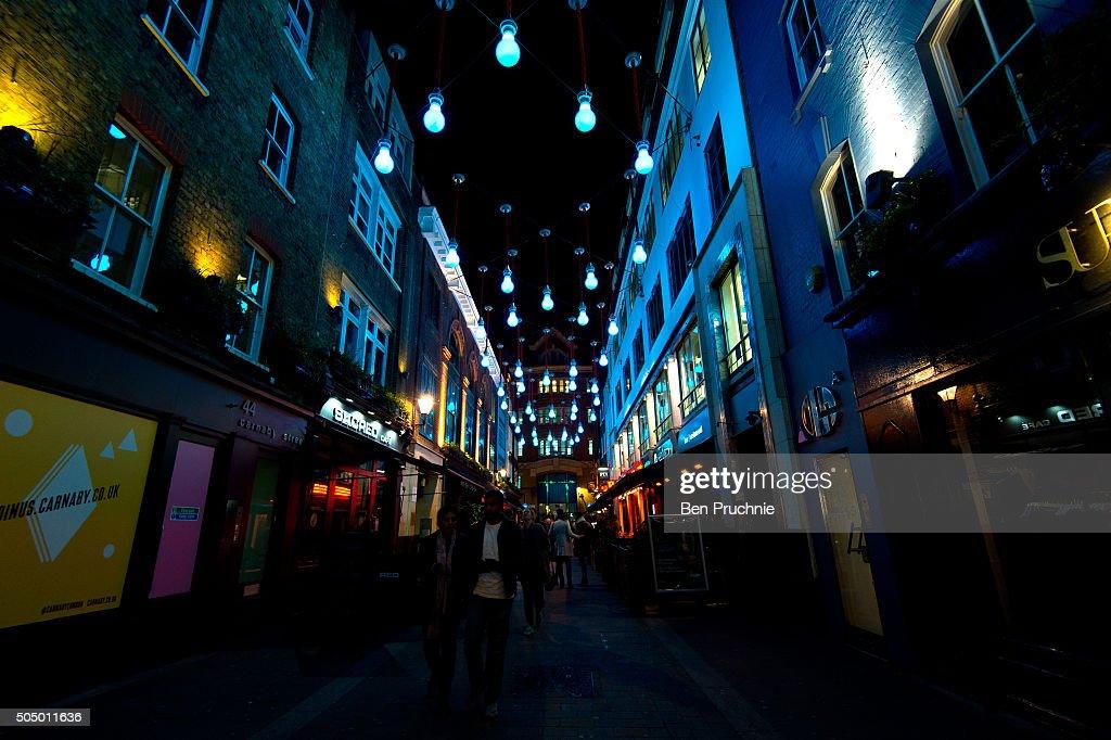 The London Lumiere : News Photo