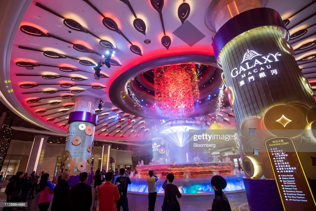 MAC: Inside the Galaxy Entertainment Hotel And Resort Ahead of Earnings