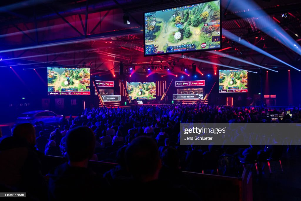 2020 DreamHack Leipzig Digital Festival : News Photo