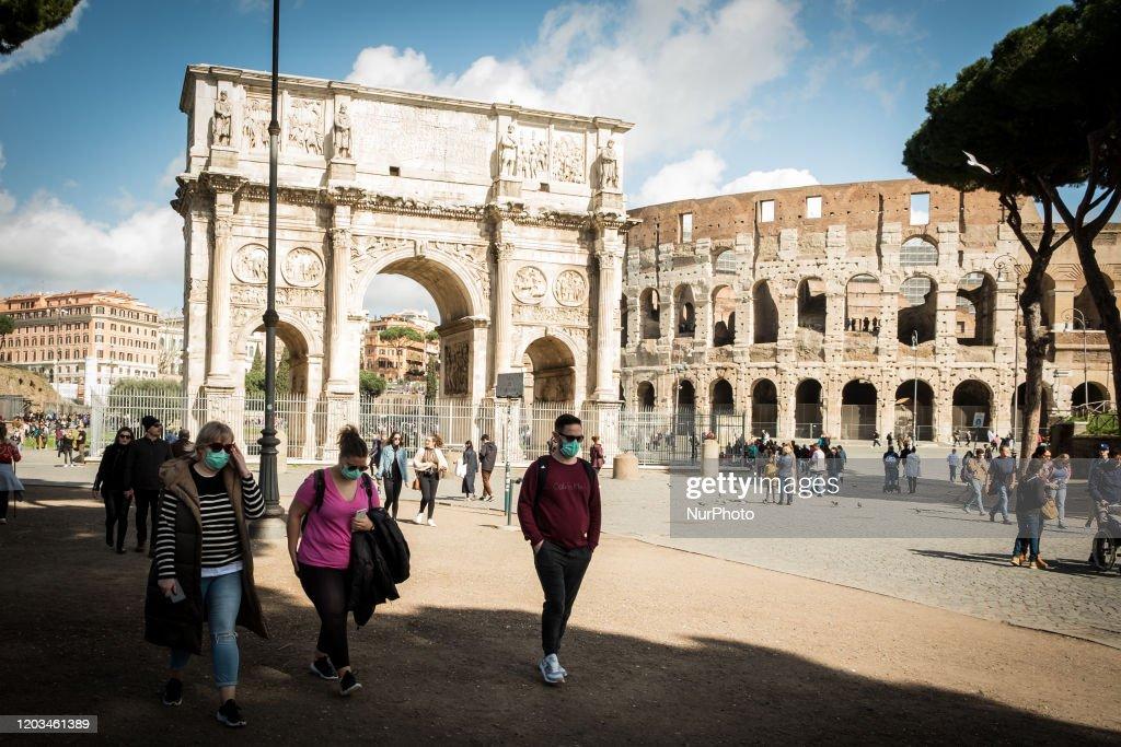 Italy On Coronavirus Lockdown : News Photo