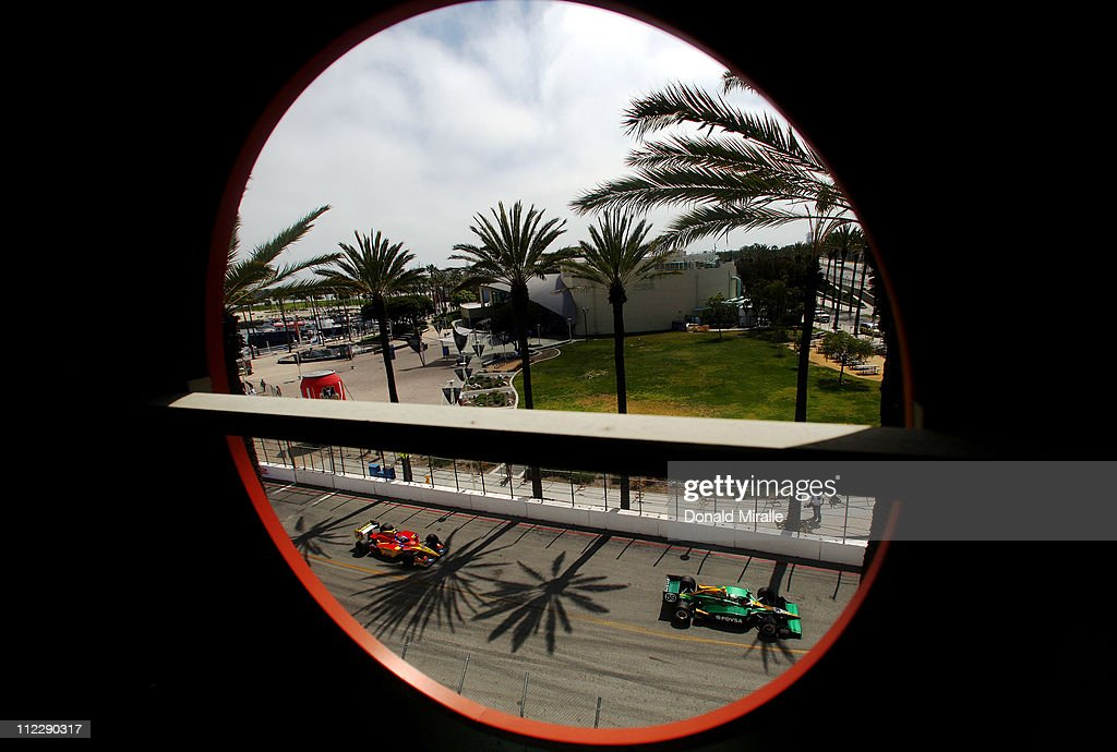 Toyota Grand Prix of Long Beach - Day 3 : News Photo