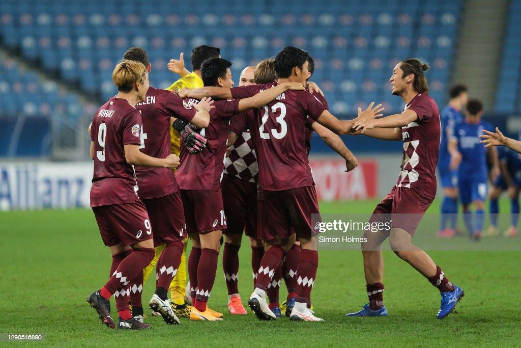 Vissel Kobe v Suwon Samsung Bluewings - AFC Champions League Quarter Final : ニュース写真