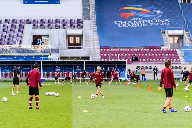 QAT: Vissel Kobe v Suwon Samsung BlueWings - AFC Champions League Group G