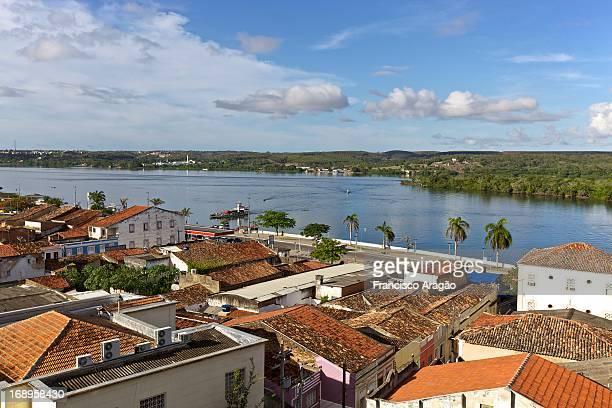 vista aérea de penedo, alagoas - vista aérea stock pictures, royalty-free photos & images